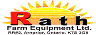 Business card image for dealer: Rath Farm Equipment Ltd.