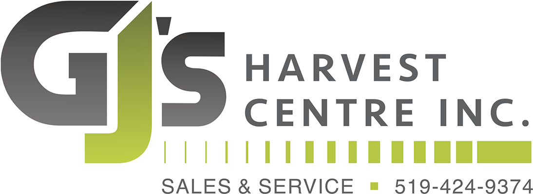 Business card image for dealer: GJ's Harvest Centre Inc.