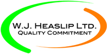 Business card image for dealer: W.J. Heaslip Ltd.