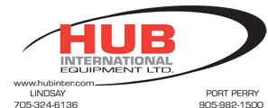 Business card image for dealer: Hub International Equipment